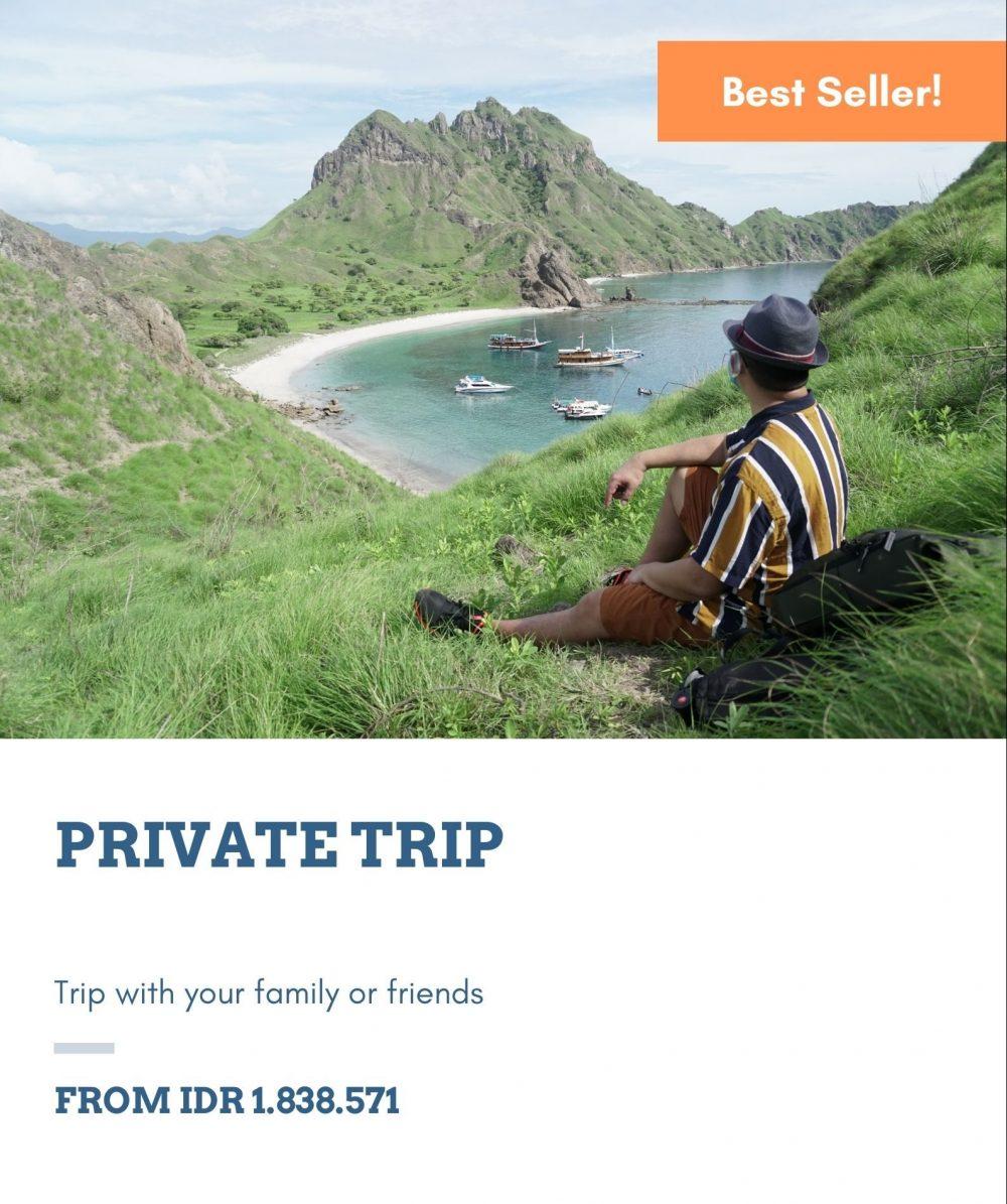private trip labuan bajo